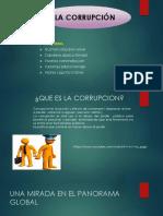 Jhon Wilver La Corrupcion