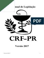 Manual de Legislação CRF