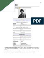 Biografia Winston Churchill