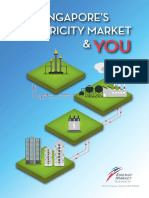 Singapore Electricity Market and You