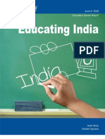 India Education Sector Report