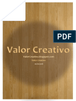 Ejemplo 62 - 2007, 2010 y 2013 - Valor Creativo
