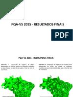 Apresentação PQA-Vs 2015