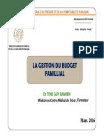 La Gestion Du Budget