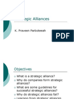 Module 7 - Strategic Alliances
