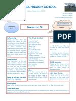 Newsletter 036