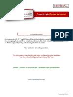 CVPA Endorsement Form