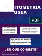 Densitometria Osea (1)