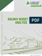 Railway Budget 2010-11 Analysis