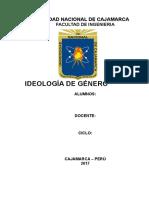 Ideologia de Genero