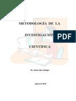 Libro de Metodologia Del Profesor Lino