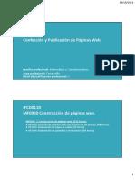 Ppt 1 Los Lenguajes de Marcas (2)