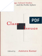 [Amitava Kumar] Class Issues Pedagogy, Cultural S(BookFi) (1)