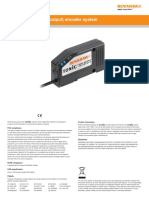 TONIC DOP (Dual Output) Encoder System From Reinshaw