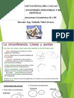 Dibujo y Geometria Descriptiva Sesiones 5, 6 y 7