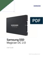 Samsung Magician DC Brand v2 User Guide