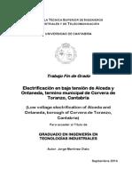 Electrificación en baja tensión de Alceda.pdf