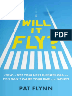 Will It Fly-How to Test Your Next Business