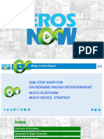 ErosNow Management Presentation