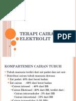 Terapi Cairan Dan Elektrolitt
