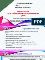 Materi Tentang RPP Revisi Pada K13.pptx