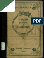 Juan de Dios Peza - Recuerdos y Esperanzas