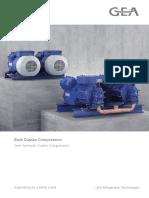 96231 Bock Duplex Compressor Gb