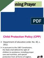 Bullying Program of SRNHS 2014.pptx