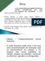 Slides II. Ética