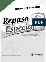 Repaso Especial SM ADE 2013 PDF 1