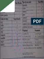 Características Matlab