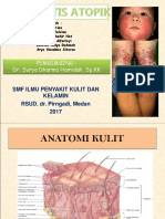 118555474 Ppt Dermatitis Atopik