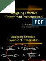 How to Make Effective Presentation 23836