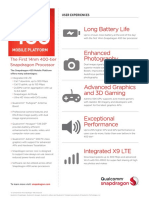 Snapdragon Product Brief_450
