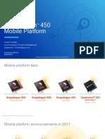 Snapdragon 450 Presentation_Under Embargo Till June 27 at 9pm PT v2