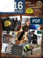 Utah Highway Patrol 2016 Annual Report Final