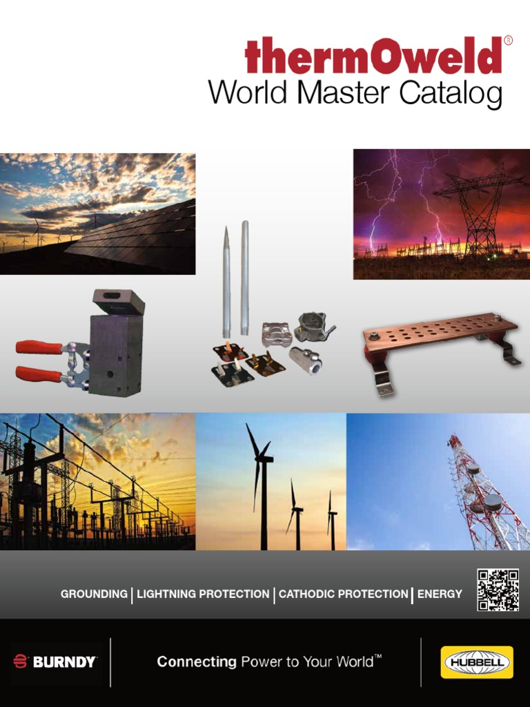 Thermoweld Master Catalog Full Catalog