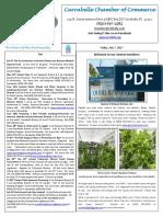 Carrabelle Chamber of Commerce E-Newsletter for July 7th