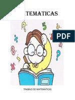 Daniela García Actividades Matemáticas (1)