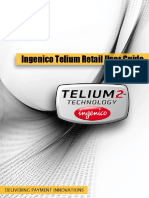Everlink Ingenico Telium Retail User Guide