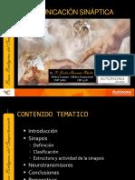 Comunicación sináptica.pdf