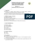 Práctica Nº5 Propiedades Molares Parciales