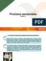 Procesos sensoriales