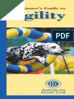 Agility AKC Brochure