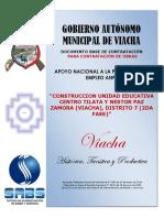 DBC Const. U.E. CENTRO TILATA  Y NESTOR PAZ ZAMORA 2DA F.docx