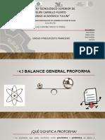 4.3  balance general proforma.pptx