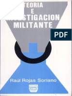 Rojas, Raul Teoria e Investigacion Militante.pdf