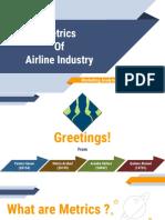 Airline Industry Metrics_MA_Summer 2017