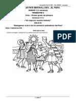 FICHAS DE APLICACIÓN - 1°