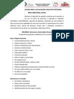 Guia Para La Elaboracion de Informe Integral